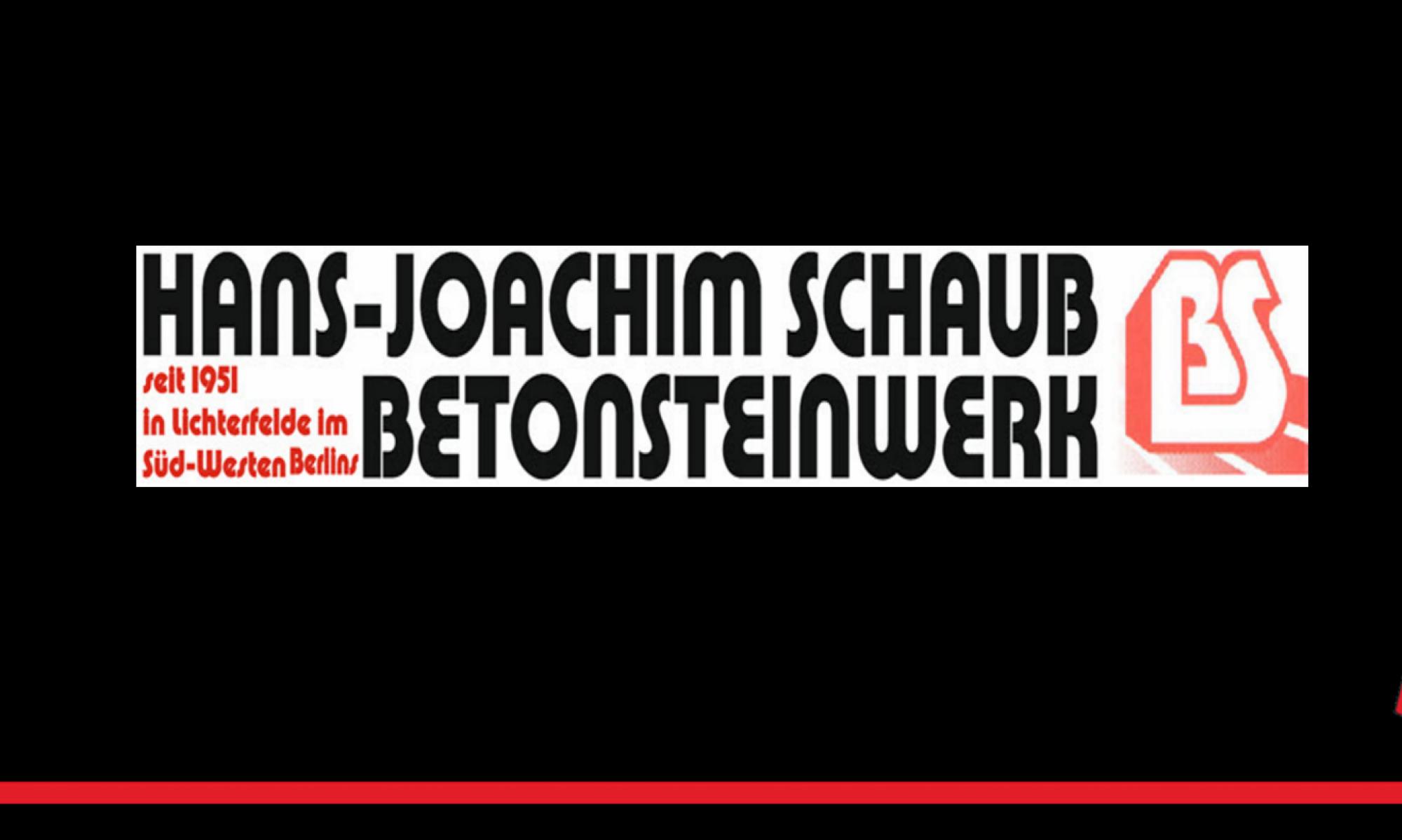 Betonsteinwerk Hans-Joachim Schaub